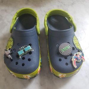 TMNT crocs